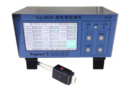 Top-962S Relay test instrument